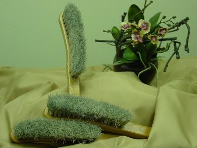 Hat brushes
