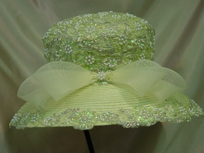 Pearl Laced Lampshade-sale Item