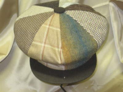 Capas Wool 8/4 Patch Work