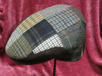 Capas Patch Ivy Cap wool